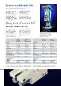 Hubsäulen für OP-Tische 2009 - Page 5