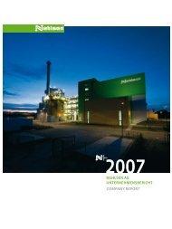 Geschäftsbericht 2007 [1.2 MB] - Nehlsen AG