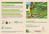 (PDF) der Veranstaltung vom 23. Mai 2012 - Biovision