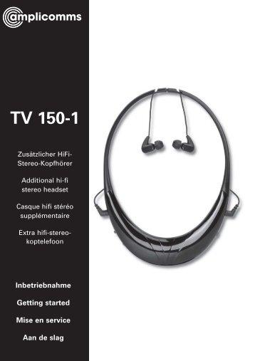 TV 150-1