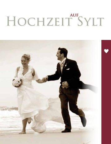 Hochzeit Sylt - Kampen auf Sylt