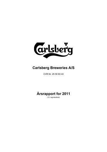Management statement - Carlsberg Group