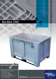 Box Mod. CTH2 - Europlast