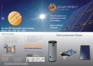 Installation solaire - FMO