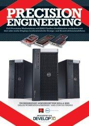 Dell Precision-Workstations mit AMD FirePro-Grafikkarten verändern ...