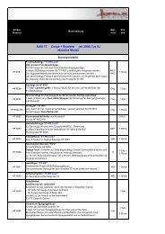 H&R Fahrwerkskomponenten - Fahrwerkskomponenten ... - Hofele