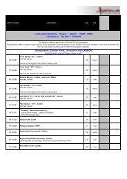 Parts-List (PDF-Download) - Hofele
