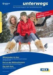 Winter 2009 - HarzElbeExpress