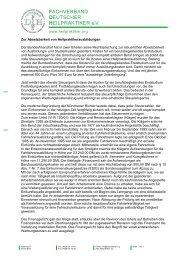 HP-Ausbildung - Fachverband Deutscher Heilpraktiker e.V.