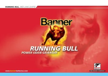 r running bull dk