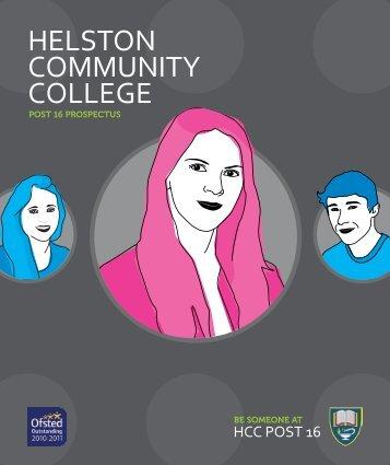 Prospectus - Helston Community College