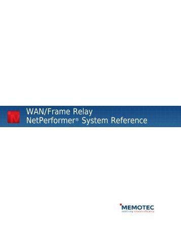WAN_Frame Relay - Comtech EF Data