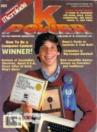 WINNER - Family Computing and K-Power Magazine Archives