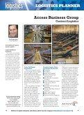 2007 Logistics Planner - Inbound Logistics - Seite 6