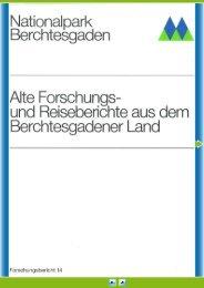 Leseprobe (PDF) - Nationalpark Berchtesgaden - Bayern