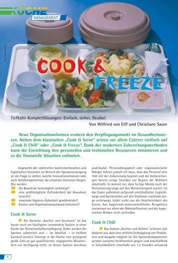 Cook & Freeze - Hofmann Menü