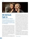 Ausgabe 09/2012 - Saarländischer Rundfunk - Page 2