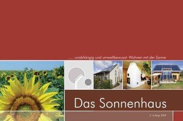 Sonnenhausinfo hier downloaden - Hofmann Haustechnik