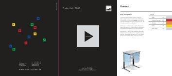 Product list / 2008 Contents - Mobila Moll