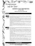"""Ausschneidebogen """"Instrumente des Orchesters"""" - Seite 2"""