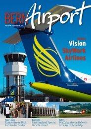 Vision SkyWork Airlines - Bern-Belp