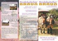 flyer auf der homepage.cdr - Heidekutscher Braun