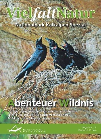 1-1 ST KW21_NEU.indd - Nationalpark Kalkalpen