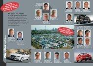 Audi Gebrauchtwagen - MAHAG