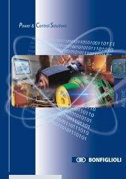 Power & Control Solutions - Bonfiglioli