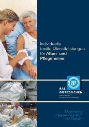 RAL Altenheime deutsch mail (PDF, 715 KB) - Hohenstein Institute