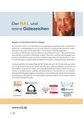 RAL Altenheime deutsch mail (PDF, 715 KB) - Hohenstein Institute - Seite 4