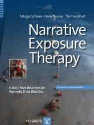Narrative Exposure Therapy - Hogrefe