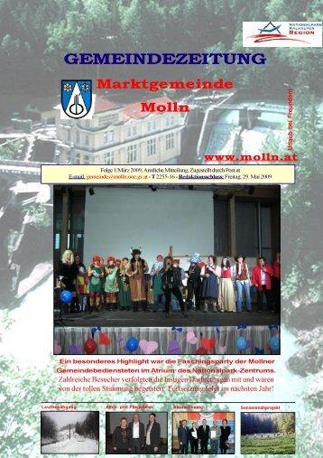 GEMEINDEZEITUNG - Molln