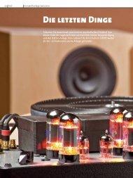 Testbericht im deutschen Hifi-Magazin