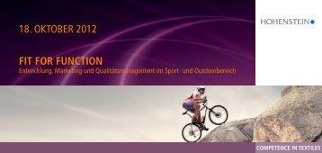 Programm zum Download (701KB) -  Hohenstein Institute