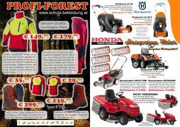 PROFI-FOREST