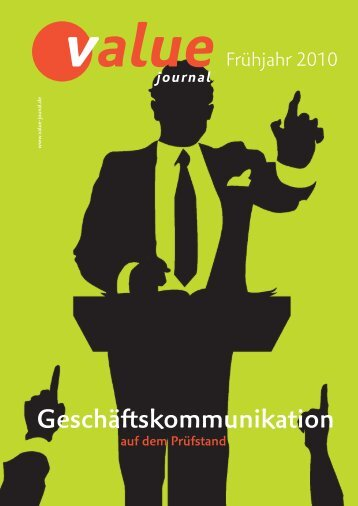 Geschäftskommunikation - Value Communication AG