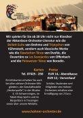 Classic Concert -  Hohner-Akkordeonorchester 1927 Trossingen e.V. - Seite 2