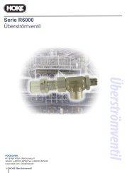 Serie R6000 - bei Hoke GmbH