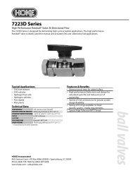 7223D Series