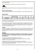 Riga S/Riga Instruction d'assemblage Modèle de base - Hoklartherm - Page 2