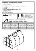 Riga S/Riga Instruction d'assemblage Modèle de base - Hoklartherm - Page 3