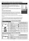 Riga S/Riga Instruction d'assemblage Modèle de base - Hoklartherm - Page 5