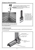 Riga S/Riga Instruction d'assemblage Modèle de base - Hoklartherm - Page 6