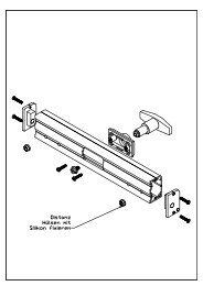 Verriegelungsrohr Zusammenbau (PDF) - Hoklartherm