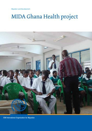 MIDA Ghana Health project - International Organization for Migration