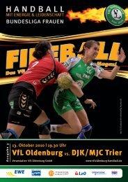 VfL Oldenburg vs. DJK/MJC Trier