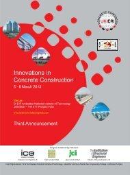 In PDF format of size 1.3MB, suitable - UKIERI Concrete Congress