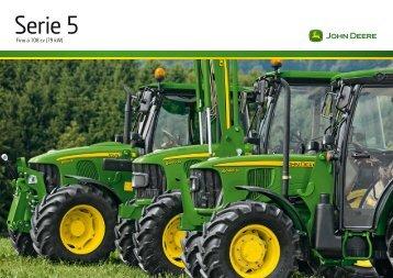trattore Serie 5 - John Deere