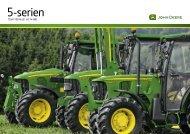 Broschyr för 5-serien traktorer - John Deere